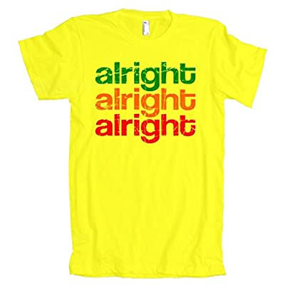 Alright Alright Alright Retro American Apparel T-Shirt