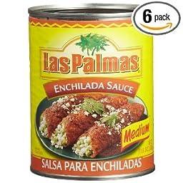 Las Enchilada Sauce 19 OZ (Pack of 24)
