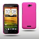 HTC ONE X GUMMIERTES HARDCASE HLLE IN ROSA (PINK)von &#34;CELLAPOD&#34;