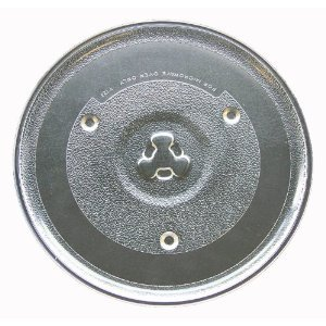 Emerson Microwave Glass Turntable Plate / Tray 10 1/2