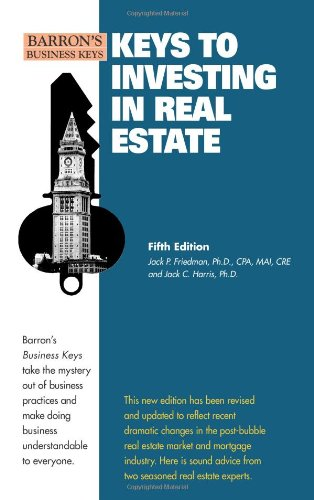 Keys to Investing in Real Estate (Barron's Business