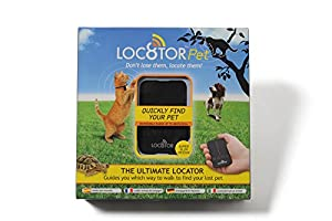 NEW Loc8tor Pet Handheld Finder Locator Cat Dog Keys