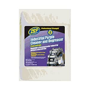 Zep Inc 5 Gal Purple Cleaner Zu08565g Degreaser