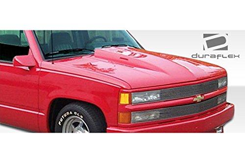 Duraflex Cowl Hood - GMC CK 1988 1989 1990 1991 1992 1993