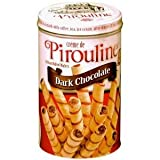 Pirouline Dark Chocolate Wafers - 3.25oz.