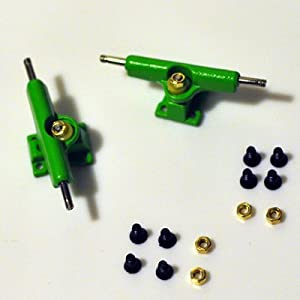 Trucks, Zinc Alloy, 29mm, Green