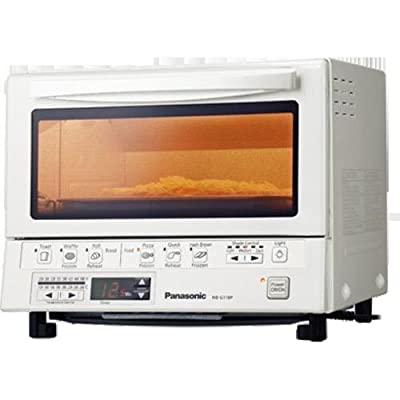 Generic Panasonic Consumer PAN-NB-G110PW Flash Xpress Toaster Oven In White