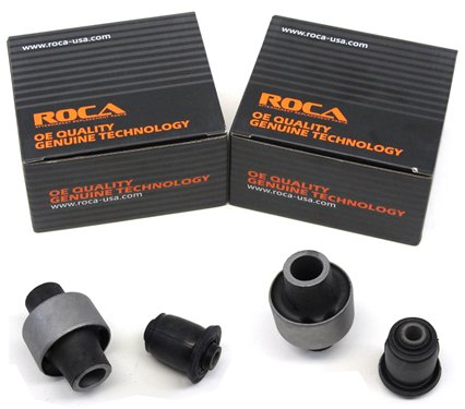 00-06 Mazda MPV Front Lower Control Arm Bushing Driver + Passenger Side (Mazda Mpv Bushing compare prices)
