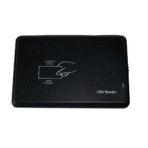 HF RFID Mifare Card Reader USB 13.56M HZ 14443A 2H+4H M1 S50/S70 Utralight MifareDesFire Contactless CPU card