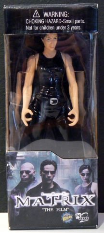 MATRIX The Film TRINITY ToyFare Exclusive figure