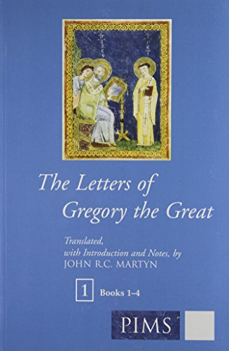 The Letters of Gregory the Great (3 Volume set) (Mediaeval Sources in Translation)