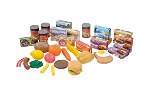 Casdon 617 Grocery Set (36 Pieces)