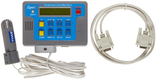 SUPCO DVTH Data View Logger,Temp and Humidity