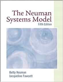 Amazon fr the neuman systems model betty neuman jacqueline