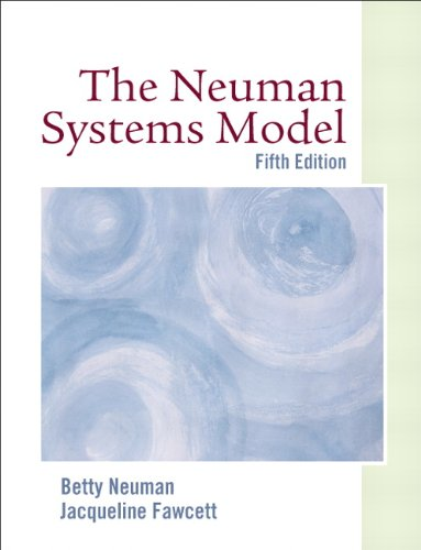 The Neuman Systems Model (5th Edition)