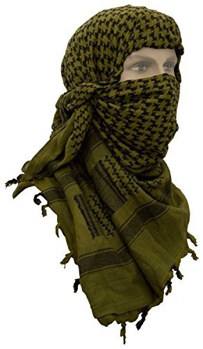 Foulard Palestinien Shemagh keffieh cheche US Army Airsoft Paintball Outdoor