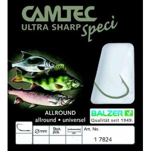 BALZER Camtec Spezi Haken Allround Gr.12