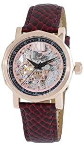 Wellington Damen-Armbanduhr XS Analog Automatik Leder WN113-308
