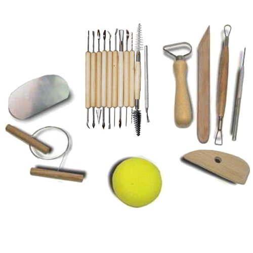 DY3S 19-Piece Pottery Tool (Pottery Tool Set compare prices)