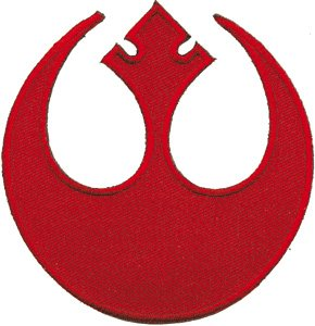 Star Wars: Rebel Insignia Patch.