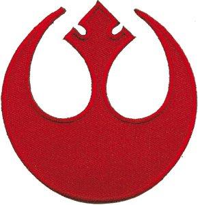 Star Wars: Rebel Insignia Patch. (Rebel Alliance Star Wars)