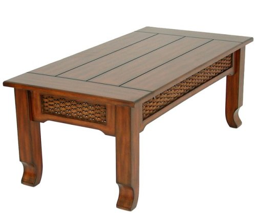 Small Coffee Tables Home Bargains: Buy Low Price Jeffan Tropical Abaca Small Astor Coffee