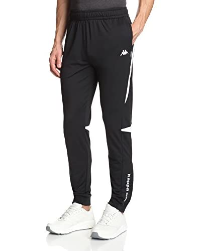 Kappa Men's Active Performance Training Slim Fit Pants