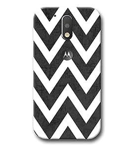 GoTrendy Back Cover for Motorola Moto G4