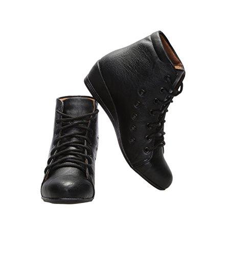 CATBIRD-Women-Black-Stylish-Casual-Boots-LED-48