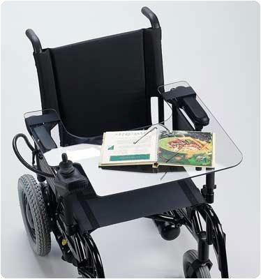 Electric Wheelchair Lap Tray
