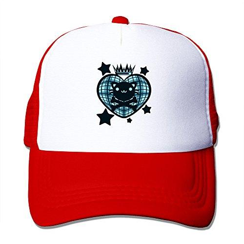 LEE75S BlackJack(Cat) Fitted Strapback Hat