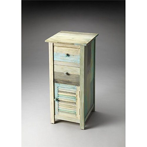 Fiona Painted Rustic Accent Chest by Butler
