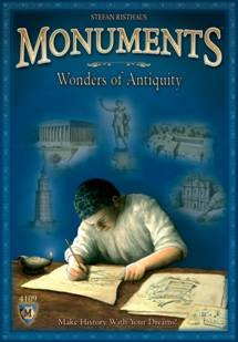 Monuments - Wonders of Antiquity