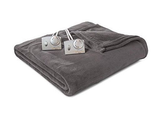 Review Of Biddeford Heated Microplush Electric Blanket (Twin, Gray)