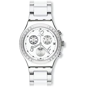 Swatch Men's YCS511G Dreamwhite Watch