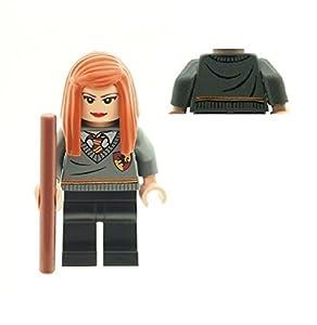 Penzora Custom Printed Lego Minifigure Harry Potter Ginny Weasley