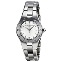 Baume and Mercier Linea Mother of Pearl Stainless Steel Ladies Watch MOA10071 from Baume et Mercier