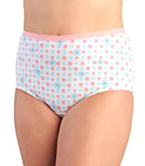 Fruit of the Loom 3pk Fit for Me Cotton Stretch Assorted Brief