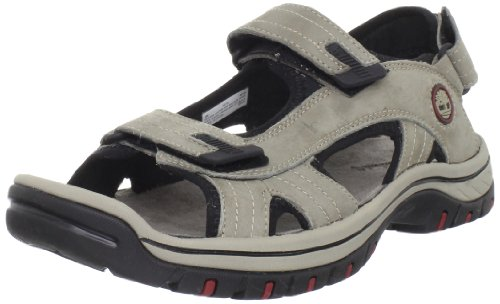 Timberland Men's Chocorua Leather Sandal Pewter Sandal 53132 10.5 UK
