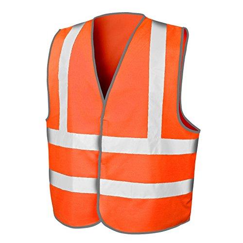 budget-hohe-sichtbarkeit-viz-vis-reflektierende-fluoreszierende-weste-orange