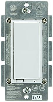 GE Z-Wave Wireless Smart Dimmer Switch