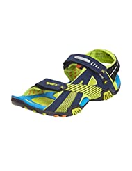 Sparx Men's Sandals & Floaters SS-433-N BLUE- R BLUE