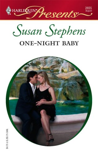 Image for One-Night Baby (Harlequin Presents)