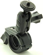 Egamble GP214 Dual 180 Degree Rotation Handlebar Mount Adapter for Digital CameraGPS