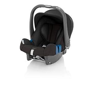 Römer 2000002735 - Babyschale Baby- Safe Plus SHR II Trendline, Jet