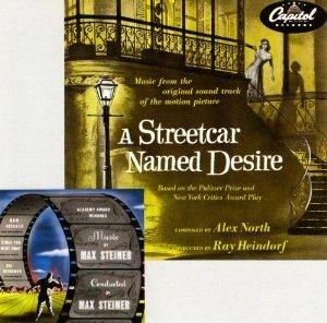 alex north max steiner a streetcar named desire music. Black Bedroom Furniture Sets. Home Design Ideas