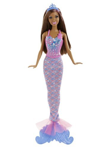 Barbie Nikki Mermaid Doll - 1