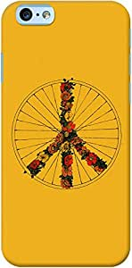 DailyObjects Peace and Bike Case For iPhone 6