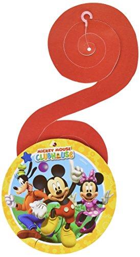 Mickey Mouse - 4 colgantes, bolsa 12 Packs (Verbetena 014000487)