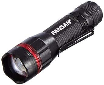 PANSAN 4083 Fokus - Kleine Fokussierbare LED-Taschenlampe